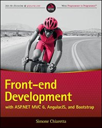 Front-end Development with ASP.NET MVC 6, AngularJS, and Bootstrap