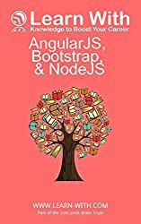 Learn With: AngularJS, Bootstrap, and NodeJS