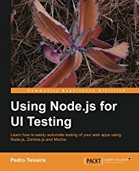 Using Node.js for UI Testing