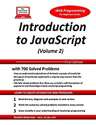 Introduction to JavaScript (Volume 2) (Web Programming for Beginners)
