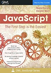 JavaScript. The First Step is the Easiest: A pragmatic introduction to modern JavaScript (OWL JavaScript Series) (Volume 1)