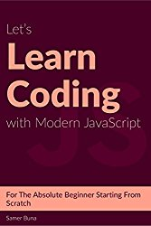 Let's Learn Coding with Modern JavaScript